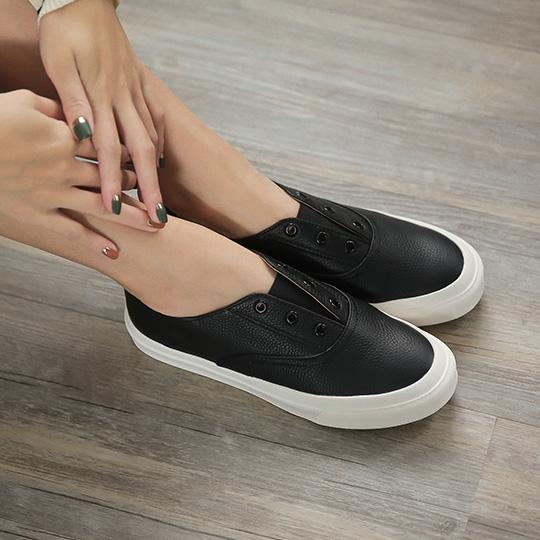 全真皮經典百搭休閒鞋400208 新品上市|熱銷美鞋推薦|ALL 全部商品|休閒鞋|平底鞋